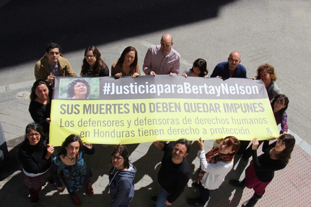 Berta Caceres - Testamento Solidario