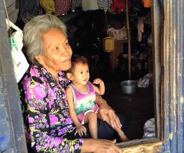 Manos Unidas, proyecto en Camboya