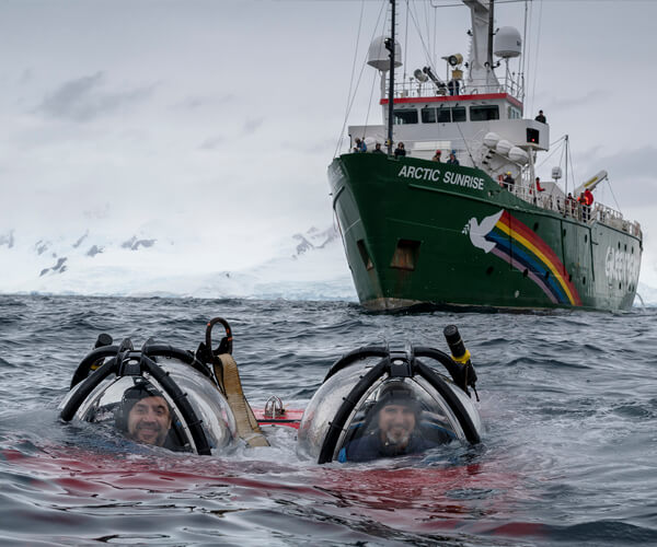 Greenpeace, Arctic Sunrise