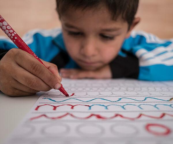 Save the children testamento