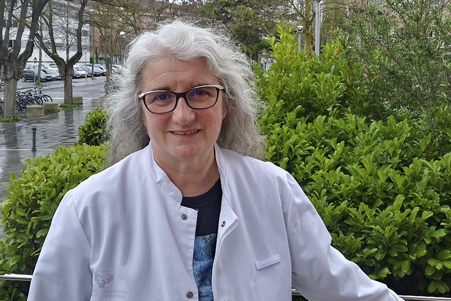 Testimonio de Blanca en Legado Solidario