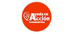 Logotipo de Ayuda en acción, ONG de Legado Solidario