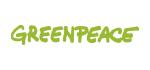 Logotipo de Greenpeace, ONG de Legado Solidario