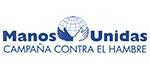 Logotipo de Manos Unidas, ONG de Legado Solidario