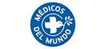 Logotipo de Médicos del mundo, ONG de Legado Solidario