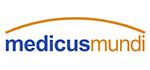 Logotipo de Medicus Mundi, ONG de Legado Solidario