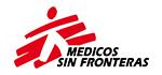 Logotipo de Médicos sin Fronteras, ONG de Legado Solidario